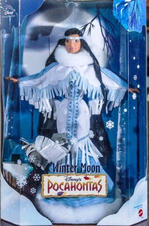 "Disney (""Poncahontas"" Collectors Edition Dolls & Musical Statues Series) ""Rare-Vintage"" (1995-1999)"