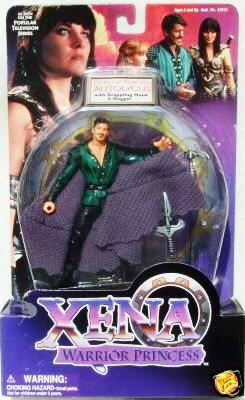 "XENA Warrior Princess (TV Series Action Figures) ""Rare-Vintage"" Series (1995-1998)"