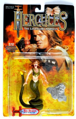 "Hercules (TV Series Action Figures) ""Rare-Vintage"" Series (1995-1998)"