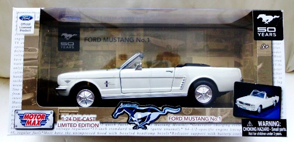 1964 Ford Mustang No1 LTD ED (3) - Copy