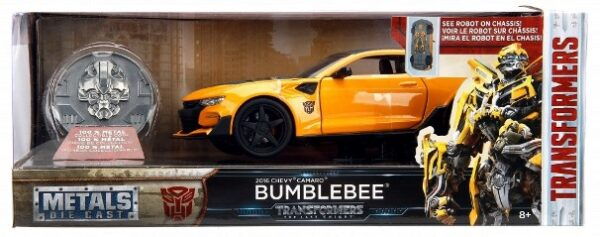 2016 Chevy Camaro Bumblebee