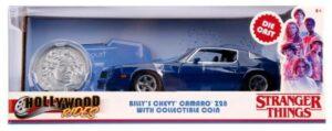Chevy Camaro Z28 Stranger Things