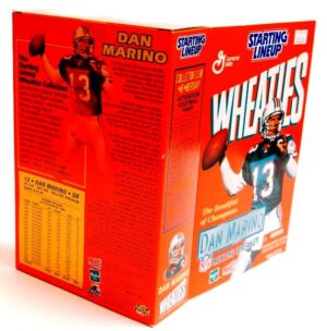 "Wheaties Starting Lineup (""Exclusive Limited Edition Collection"") ""Rare-Vintage"" (1996-2000)"