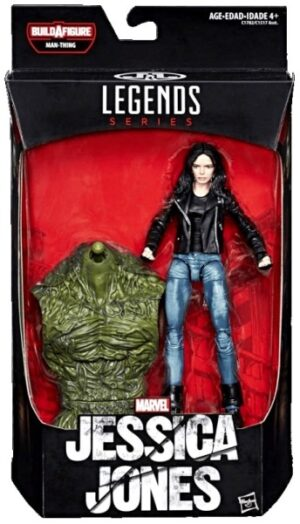"Marvel Legends (""Man-Thing Series"") ""Rare-Vintage"" (2017)"