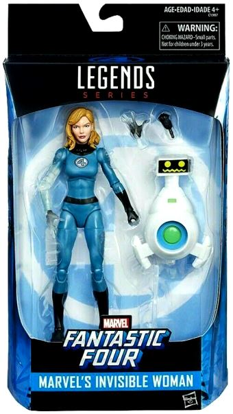 Marvel's Invisible Woman (Exclus - Copy