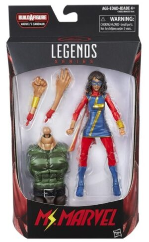 "Marvel Legends (""Marvel's Sandman Build A Figure Series""!) ""Rare-Vintage"" (2016)"