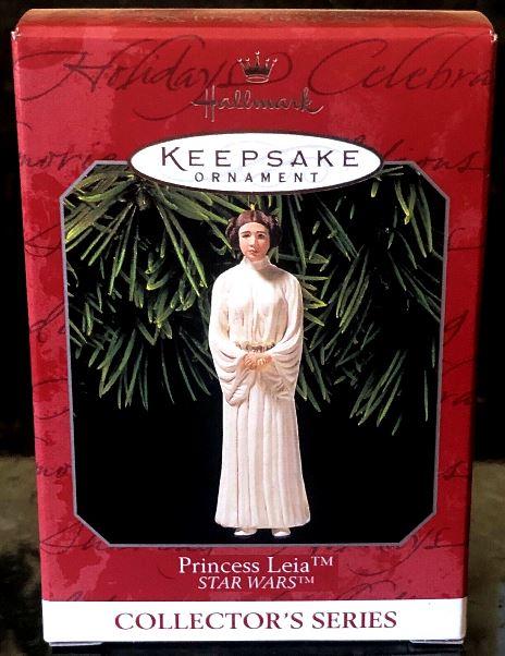 Princess Leia (Collectors #2 Ornament 1998)