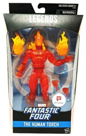The Human Torch (Exclusive Walgr - Copy