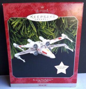 X-Wing Starfighter (1998 Star Wars)