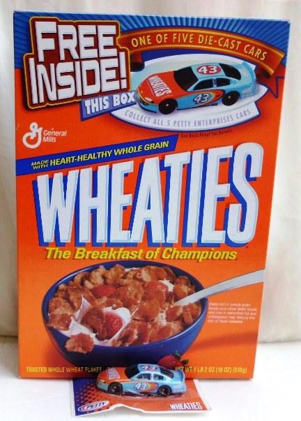 2000 Wheaties Car #43 Petty Enterprises Cars (0)
