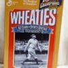 Babe Ruth Empty Box(75 Years Of Champions! Wheaties) (1)