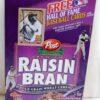 Babe Ruth Empty Box(H Of F Baseball Card! Post Raisin Bran) (1)