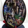 Barry Bonds 600 Home Run Collectors Plate (4)