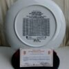 Barry Bonds 600 Home Run Collectors Plate (6)