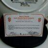 Barry Bonds 600 Home Run Collectors Plate (7)