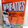 Barry Bonds Empty Box(Single Season Home Runs Champ! Wheaties) (1)