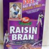 Ernie Banks Empty Box(H Of F Baseball Card! Post Raisin Bran) (2)