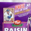 Ernie Banks Empty Box(H Of F Baseball Card! Post Raisin Bran) (4)