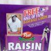 Jimmie Foxx Empty Box(H Of F Baseball Card! Post Raisin Bran) (4)
