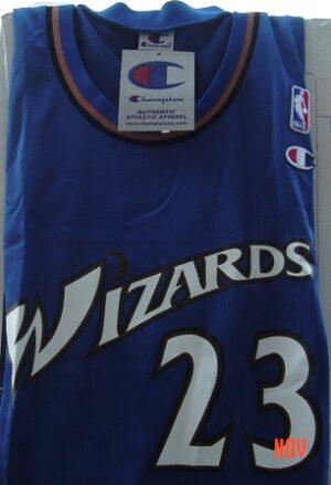 Michael Jordan #23 (Washington Wizards) Away-Jersey (2002)