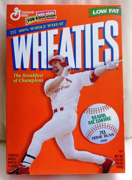 Mark McGwire 70 Home Runs Season (1)