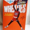 Michael Jordan Empty Box(75 Years Of Champions! Wheaties) (1)