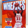 Michael Jordan Empty Box(Chicago Bulls 1996 Champions! Wheaties) (1)