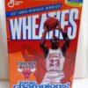Michael Jordan Empty Box(Chicago Bulls 1996 Champions! Wheaties) (2)