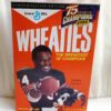 Walter Payton #34 NFL (75 Years Of Champions) Wheaties (1)