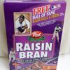 Willie McCovey Empty Box(H Of F Baseball Card! Post Raisin Bran) (2)