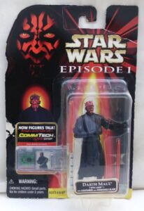 Darth Maul (Sith Lord Gray Vest Rare Variant)-0 (2)