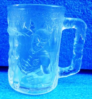 DC Comics (Robin Crystal Glass) Batman Forever Movie Classic 1995 Collection (1)