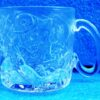 DC Comics (The Riddler Crystal Glass Mug) Batman Forever Movie Classic 1995 Collection (1)