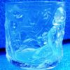 DC Comics (The Riddler Crystal Glass Mug) Batman Forever Movie Classic 1995 Collection (3)