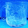 DC Comics (The Riddler Crystal Glass Mug) Batman Forever Movie Classic 1995 Collection (4)