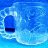 DC Comics (Two-Face Crystal Glass Mug) Batman Forever Movie Classic 1995 Collection (4)