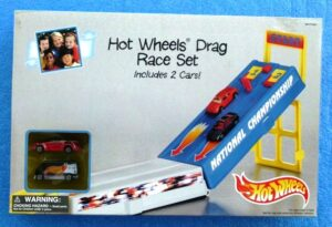 Drag Race Set Hotwheels (1996 Includes 2 Cars) (0)