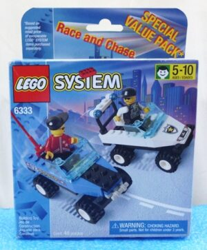 Lego System (Race And Chase #6333) (0)