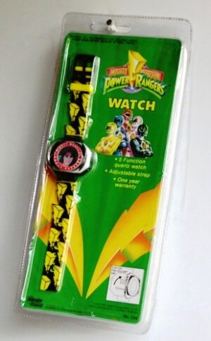 """Mighty Morphin Power Rangers (Vintage Accessories) """"Rare-Vintage"""" (1993-1995)"""