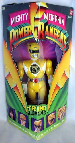 """Mighty Morphin Power Rangers (Vintage Box Sets) Collection """"Rare-Vintage"""" (1993-1994)"""