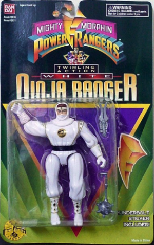 """Mighty Morphin Power Rangers (Vintage Collection) """"Rare-Vintage"""" (1993-1999)"""