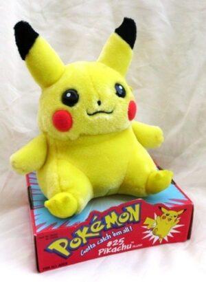 """Pokemon (*Vintage Action Figures*) Hasbro-ToyBiz Collection Series """"Rare-Vintage"""" (1999-2000)"""