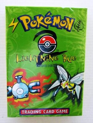 Pokemon Lightning Bug (Base Set 2 Theme Deck) (0)