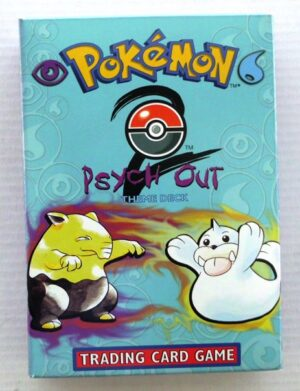 Pokemon Psych Out (Base Set 2 Theme Deck) No Plastic Wrap (0)