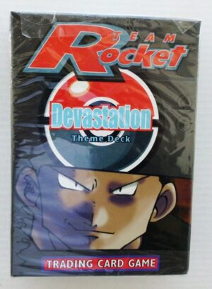 Pokemon Team Rocket (Devastation Theme Deck) (0)