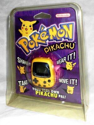 "Pokemon (*Vintage Virtual Pets*) Collection Series ""Rare-Vintage"" (1998-2000)"