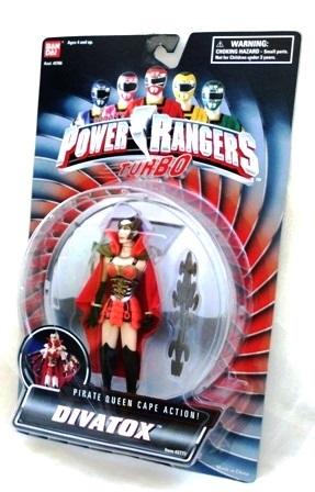 "Power Rangers Turbo (Vintage Collection) ""Rare-Vintage"" (1997)"