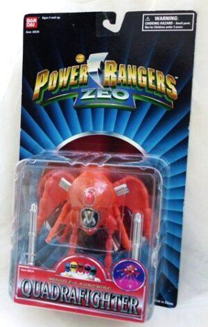 "Power Rangers Zeo (Space Aliens) Vintage Collection ""Rare-Vintage"" (1996)"