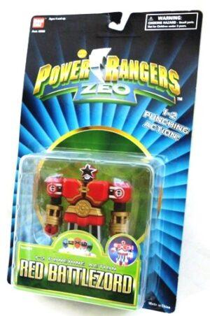 "Power Rangers Zeo Zords (Vintage Collection) ""Rare-Vintage"" (1996)"