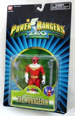 "Power Rangers Zeo (Vintage Original Collection) ""Rare-Vintage"" (1996)"